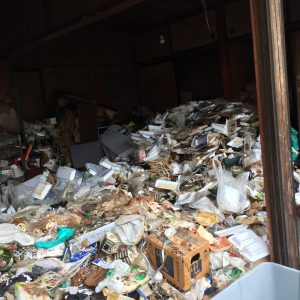 いわき市不用品回収 ごみ屋敷