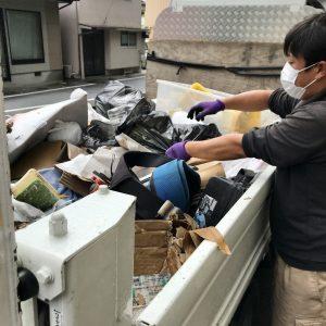いわき市不用品回収処分