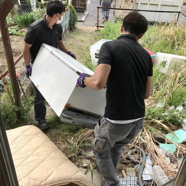 いわき市不用品回収、ゴミ処理!