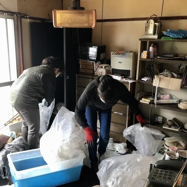 いわき市 遺品整理、不用品回収処分!